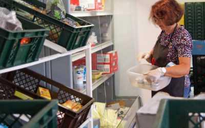 Corona: Tafelladen bleibt vorerst geöffnet